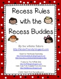 Recess Rules Book and Pocket Chart Story for Your Class