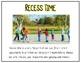 Recess {Social Story}
