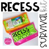 Recess Survival Kit Tag