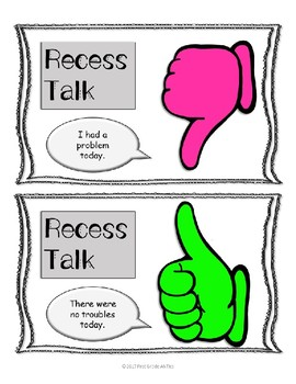 Recess Talk: Part One - Setup and Record System