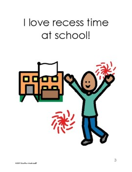 Recess Time At School