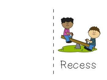Recess_Easy Reader