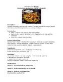 Receta de comida - Paella