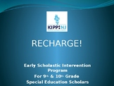 Recharge Initiative: Intervention Program for Special Educ