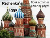 Easter Picture Book activities Rechenka's Eggs