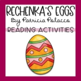 Rechenka's Eggs by Patricia Polacco Story Unit & Activities