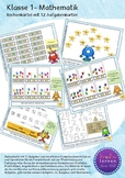 Rechenkartei Klasse 1 - Math archive for first grade