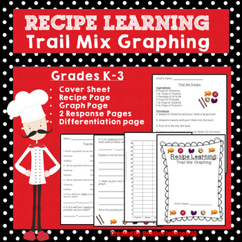 Graphing With Trail Mix: Recipe Learning