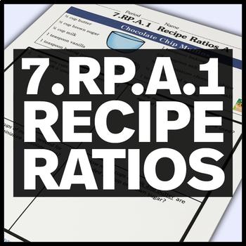 Recipe Ratios 7.RP.A.1.