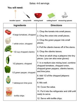 Recipe: Salsa