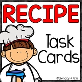 Functional Text: Recipe Task Cards