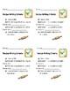 Recipe Writing Paper with Criteria Checklist