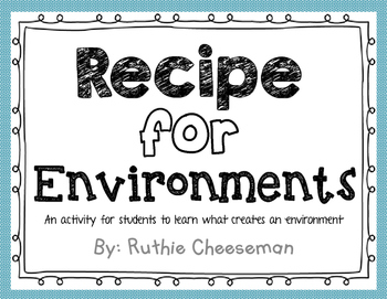 Recipe for Environments