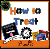 Articulation of R.  How to Treat R BUNDLE.  Speech Language Therapy No Print