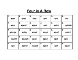 Recipe for Reading: Sp/Squ Four-In-A-Row Game