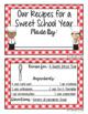 Recipe for: A Sweet School Year