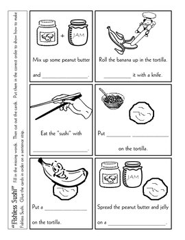 Recipes For Reading Comprehension - Primary!