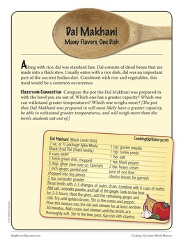 Recipes From Ancient India