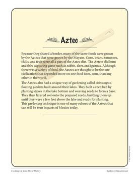 Recipes From Aztec
