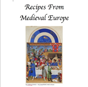 Recipes From Medieval Europe