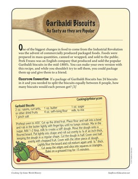 Recipes From The Industrial Revolution