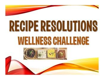 Recipes Wellness Staff Challenge