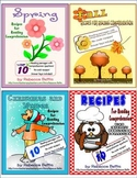 Recipes for Reading Comprehension COMBO Pack