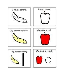 Reciprocal Conversation Visuals/Data Sheet