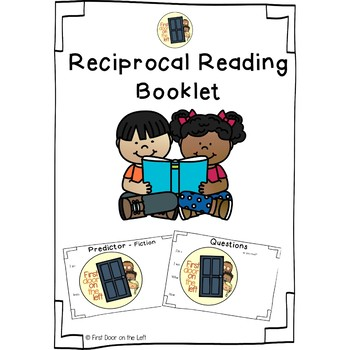 Reciprocal Reading Booklet