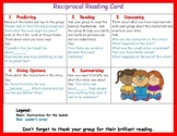 Reciprocal Reading Card {Promote independent group reading}