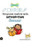 Reciprocal Reading/ Literature Circle Role Cards Integrating Seesaw