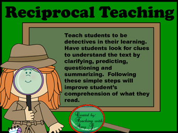 Reciprocal Reading Made Easy for K, 1st and 2nd