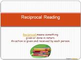 Reciprocal Reading Pack - British, Australian, New Zealand