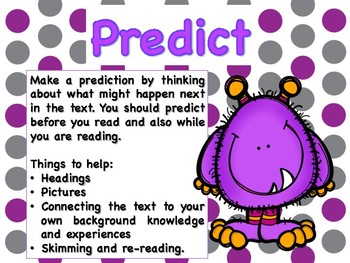 Reciprocal Reading Posters