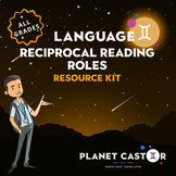 Reciprocal Reading Roles Kit | Promote The Love of Reading