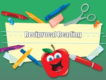Reciprocal Reading Staff Professional Development