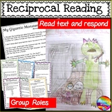 Reciprocal Reading Task Cards for Literacy Centre Activities