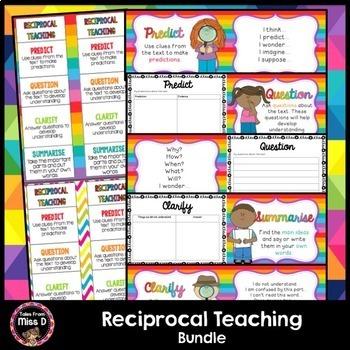 Reciprocal Teaching Bundle