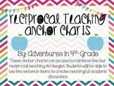 Reciprocal Teaching Anchor Charts- Chevron