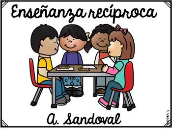 Reciprocal Teaching Enseñanza recíproca