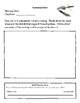 Reciprocal Teaching Group Reading Packet