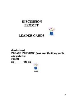 Reciprocal Teaching Literacy Task Cards
