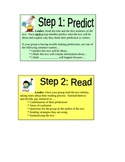 Reciprocal Teaching Prompting Cards