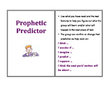Reciprocal Teaching Role Cards