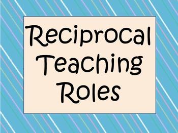 Reciprocal Teaching Roles