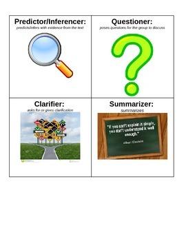 Reciprocal Teaching Roles/Jobs