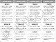Reciprocal Teaching Sentence Stem Book Marks