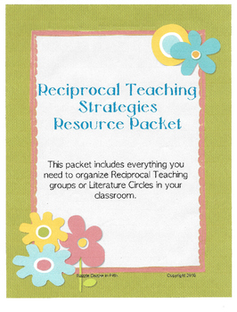 Reciprocal Teaching Strategies Bundle