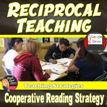 Reciprocal Teaching Strategy Presentation & Student Handouts