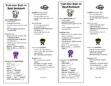 Reciprocal Teaching Student Bookmark